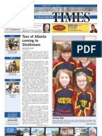 February 15, 2013 Strathmore Times