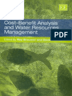 Cost Bencost benefit analysis and water resourcesefit Analysis and Water Resources Management(1)