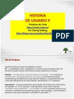 F-Historia de Usuario y Estimacion II-Buenas Practicas