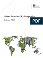 Global Sustainability Perspective October 2012