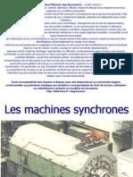 Machines Synchrones