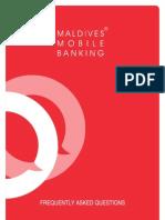 Maldives Mobile Banking FAQ (Oct2010)