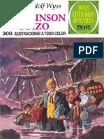 023. El Robinson Suizo ~ Johann Rudolf Wyss