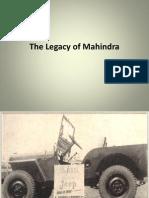 Thar Legacy PPT