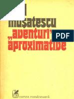 Vlad Musatescu - Aventuri Aproximative I.pdf