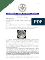 Plancha n.00799 - Mitologia y Simbolismo de La Luna