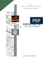 Biasioli - Edifici in c.a. e le forze orizzontali