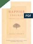 Happier Endings by Erica Brown