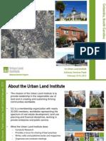 ULI Advisory Services Panel Final Presentation (February 2013)