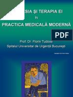 Florin Tudose Depresia Si Terapia Ei in Practica Medicala Moderna
