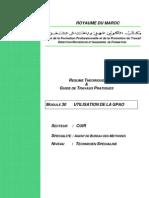 M24 Utilisation de La GPAO-CU-AM