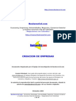 Manual Creacion Empresas