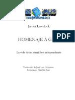 Homenaje a Gaia - James E. Lovelock