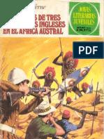 028 - Aventuras de Tres Rusos y Tres Ingleses en El Africa Austral ~ Julio Verne