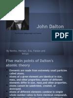 John Dalton Presentation