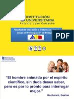 I REUNIÓN DE SEMILLEROS, sept 2012