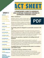 BSA Information Flyer