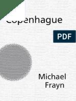 Frayn,Michael Copenhague