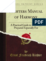 Richters Manual of Harmony 1000100996