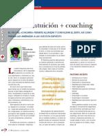 Exito=Intuicion+Coaching