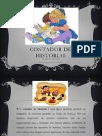 CONTAÇÃO DE HISTÓRIAS-slides