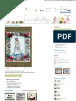 Nossa Senhora de Fátima  Ateliê Léa Cury  1622AA