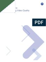 Motorola Video Quality White Paper V2 7.2008