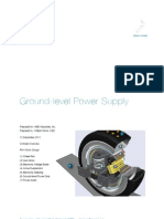 Ground Level Power Supply