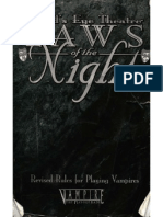 Laws of the Night Revised (1)