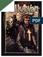 2000 WW2353 Clanbook Malkavian (Revised Edition)