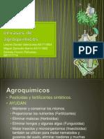 Procesos de reciclado de envases de agroquímicos