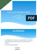 PRESENTACION DE CALCULO DE MOTORES (Wilson Cepeda Chango-Jose Lima).pptx