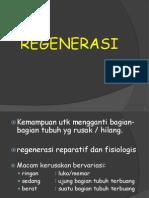 REGENERASI