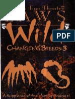 Werewolf - MET - Changing Breeds 3 (5034)