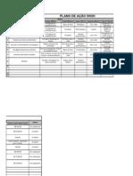 Modelo de Plano de Ação 5W2h