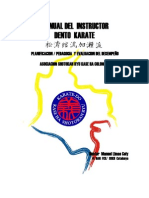 Manual Del Instructor Dento Karate Version 2012.04 u.s.a (2)
