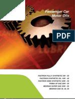 PDF - Passenger Car Motor Oils - Pertamina Lubricants Guide