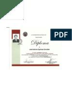 Diploma Profordems