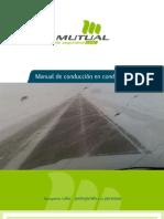 Manual de Conduccion en Condiciones Adversas