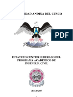 Estatuto CC.ff Civil