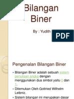 Bilangan Biner