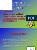 3_Shear Force Bending Moment_SM