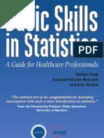 Basic Skills in Statistics