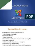CURSO BASICO JOOMLA 3.0