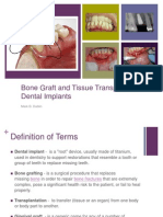 Hospital Dent Report