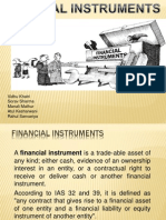Financial tools