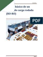 DISEÑO BASICO DE UN BUQUE DE CARGA RODADA