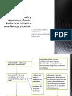 Alimentos funcionales farmacos legislación Camilo Rodríguez