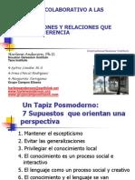 ISI handout, español. El enfoque colaborativo, conversaciones y relaciones que hacen la diferencia