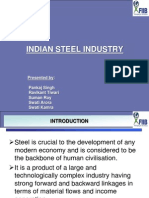 steel-industry-in-india